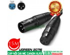 CANON MIC XLR 6MM EXTENSION 15M UGR..