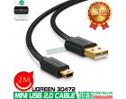 Cáp Mini USB 2.0 2M Ugreen 3047..