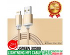 LIGHTNING MFI CABLE 2M UGREEN ..