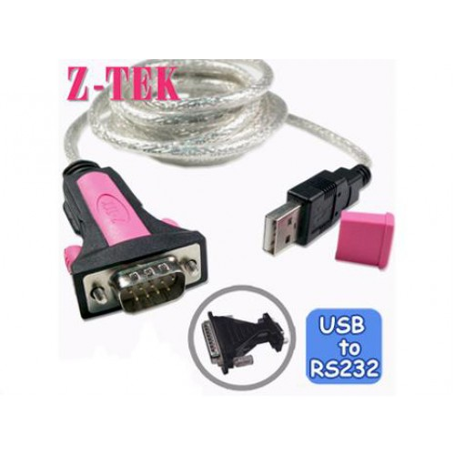 Dây cáp USB to RS232 (USB to com) d...
