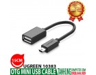 Cáp OTG Mini USB sang USB 2.0 Ugree...