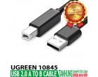 USB 2.0 A TO USB B PRINTER 1.5M UGR..