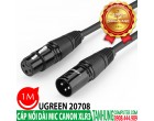 CANON MIC XLR 6MM EXTENSION 1M UGRE..