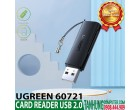 CARD READER USB 2.0 UGREEN 60721 SU..