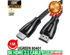 Cáp HDMI 2.1 8K@60Hz UGREEN 80..