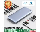 HUB THUNDERBOLT 3 10-IN-1 UGREEN 80..