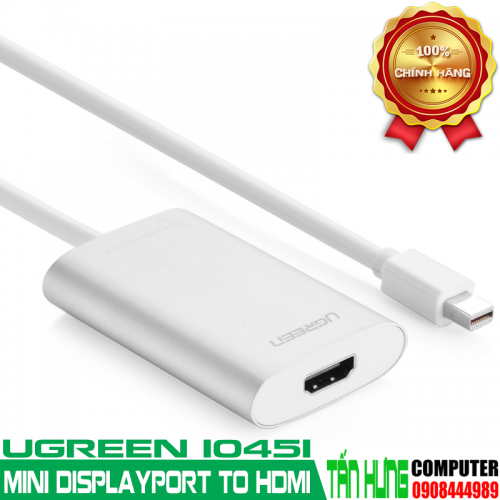 Cáp Mini displayport to HDMI cao cấ...