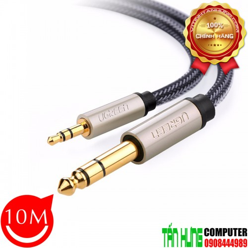 Cáp Chuyển Audio 3.5mm to 6.5mm Cao...