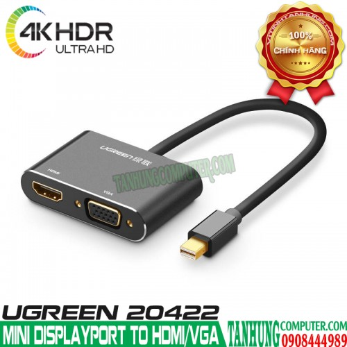 Mini Displayport to HDMI/VGA Ugreen...