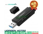 CARD READER SD/TF UGREEN 40752..