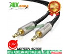 CÁP AUDIO 3.5MM 10M UGREEN 40785