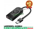 USB Sound Card - USB 2.0 ra Loa Cao...