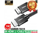 DÂY HDMI 2.1 8K@60Hz UGREEN 70319 C..