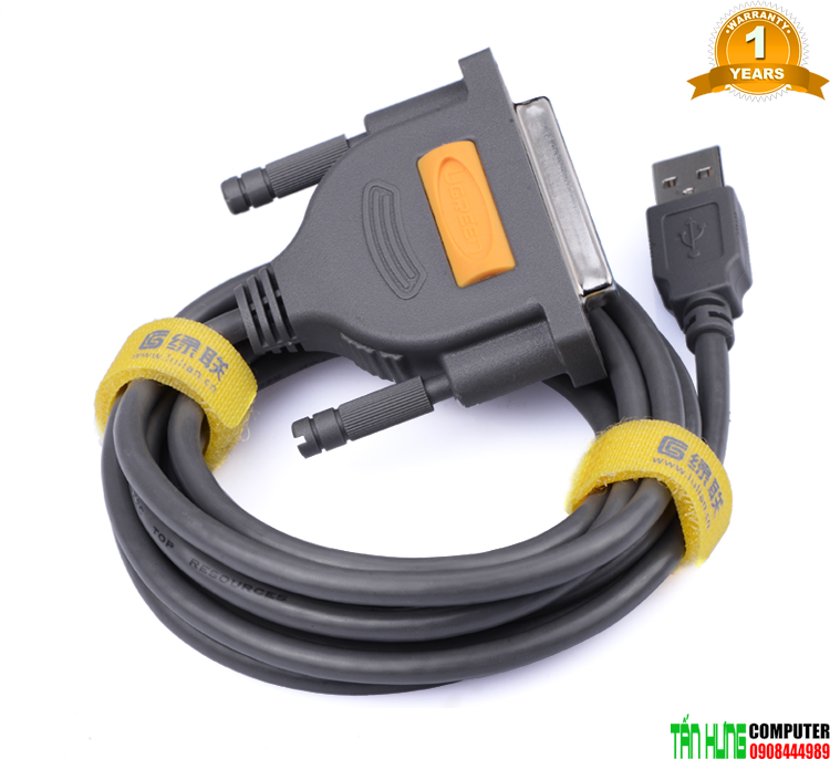 cap-may-in-usb-sang-db25-chinh-hang-ugreen-20224